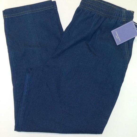 8b272db17f5 Women s Denim Pull On Pant